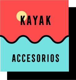 accesorios kayak hinchable