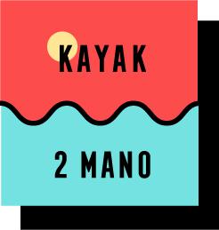 Kayaks hinchables segunda mano