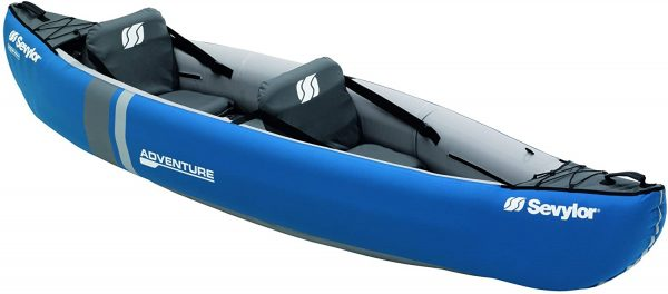 sevylor adventure kayak 2 plazas