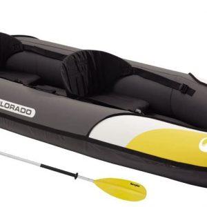 sevylor colorado kayak inflable