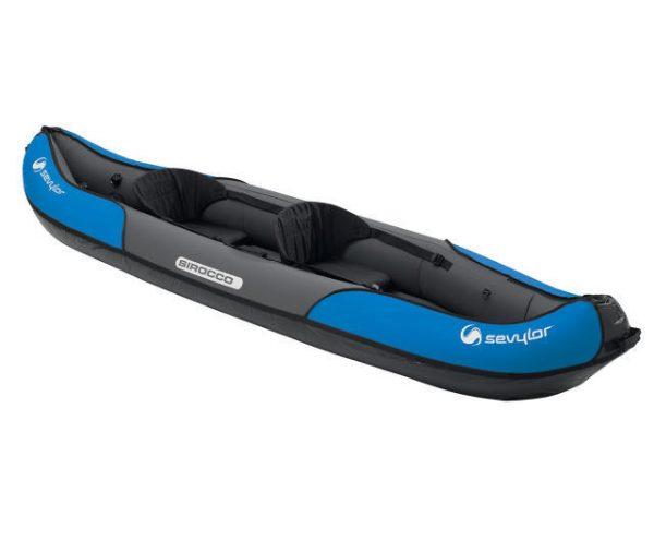 sevylor sirocco kayak